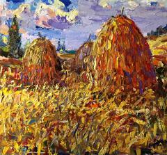 Haystacks  /  Купи сено