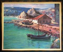 Balchik- old pier  /  Балчик-стария пристан